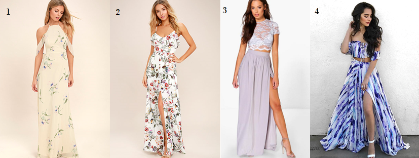 Spring break vacation outfits dresses