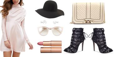 outfit classy asos designer rebecca minkoff