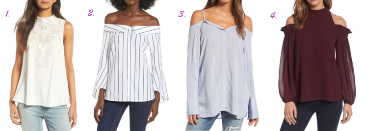 nsale tops