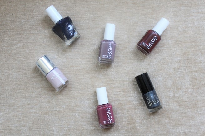 essie nail polish fall autumn pinterest beauty blogger