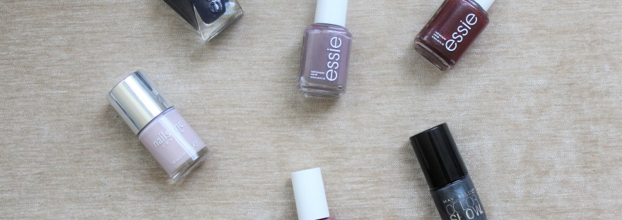 essie nail polish fall autumn pinterest beauty blogger