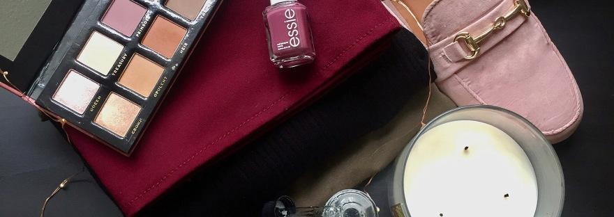 September favorites lulus fashion blogger abh Anastasia Beverly hill modern renaissance essie bath and body works