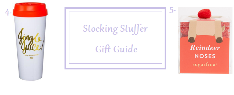 stocking stuffer gift guide holidays christmas